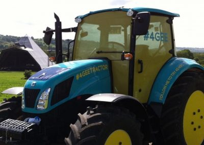 4gee tractor