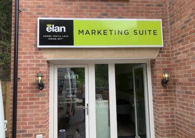 Elan marketing suite