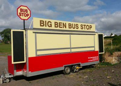 big ben bus stop
