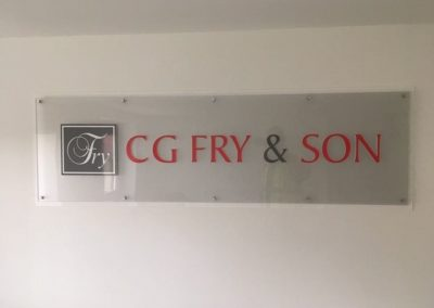 CG Fry and Son
