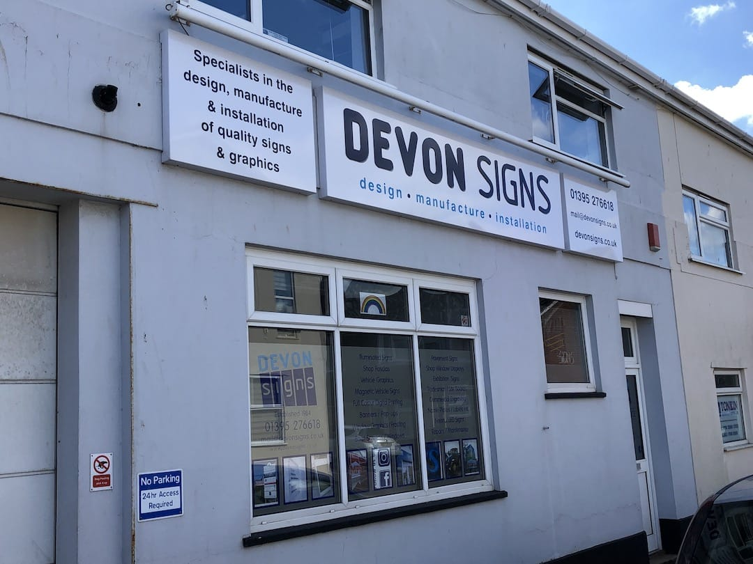 Devon Signs Premises