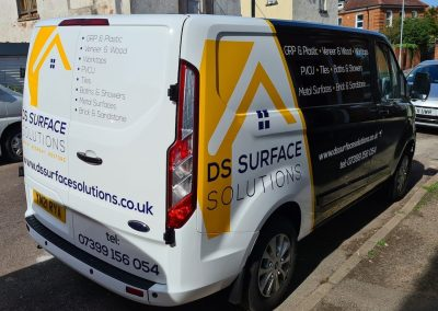 ds surface solutions van