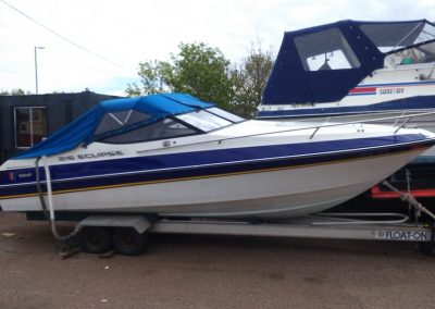 eclipse power boat