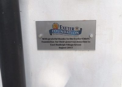 exeter cheifs foundation