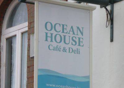 ocean house cafe