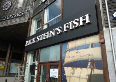 rick stein fish