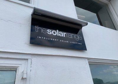 the solar range