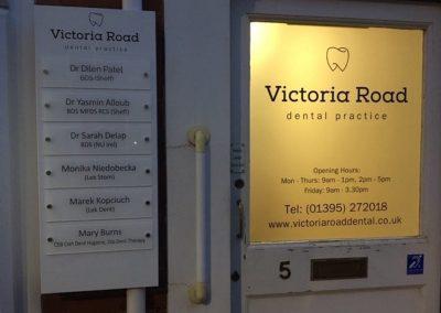 victoria road dental